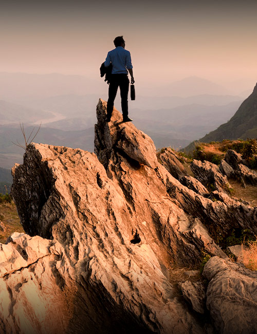 Overcome challenges through transformational vacations