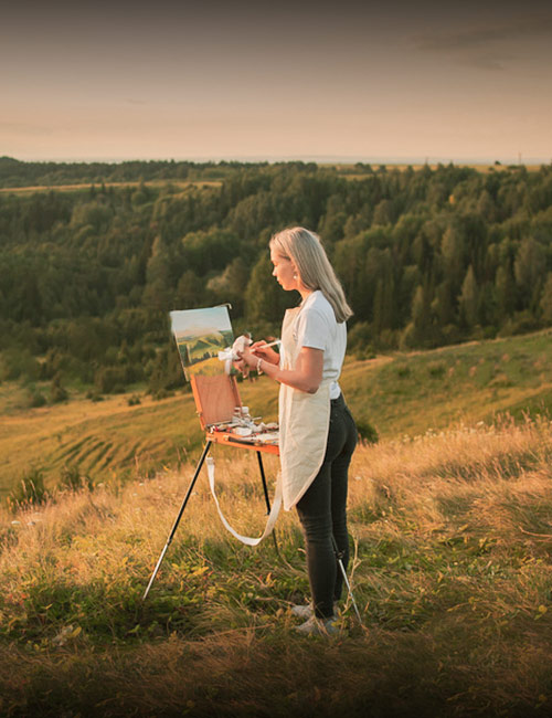 Transformational travel for creative seekers